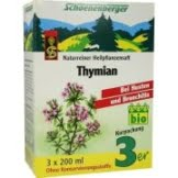 Thymian SAFT Schoenenberger Heilpflanzen