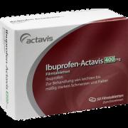 Ibuprofen Actavis 400mg