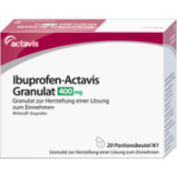 Ibuprofen Actavis Granulat