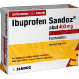 Ibuprofen Sandoz Akut