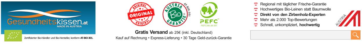 Logo Gesundheitskissen