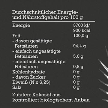 Mituso Bio Kokosöl nativ -